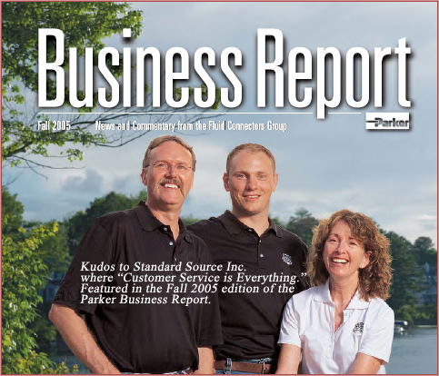 Parker Business Report